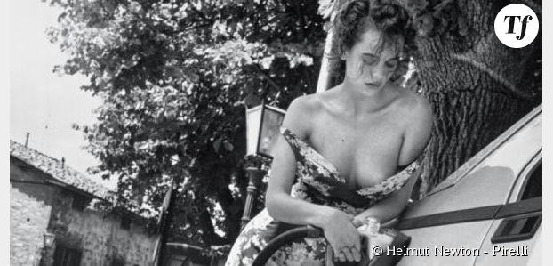 Calendrier 2014 : Pirelli joue sur la nostalgie avec des photos de Helmut Newton