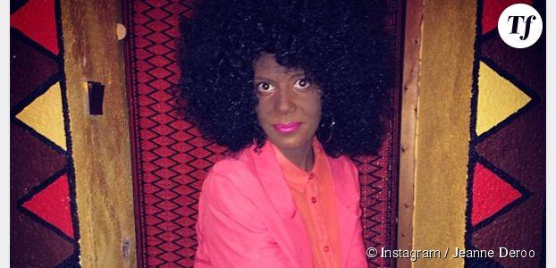 Blackface : bad buzz pour une journaliste de Elle grimée en femme noire