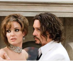 """""""The Tourist"""", le film qui réunit Angelina Jolie et Johnny Depp !"""