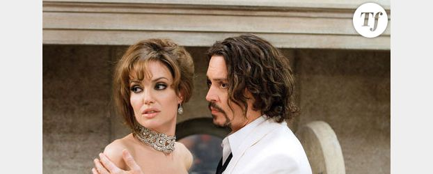 """The Tourist"", le film qui réunit Angelina Jolie et Johnny Depp !"