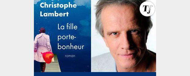 """Christophe Lambert: """"La fille porte-bonheur"""" serait-elle Sophie Marceau ?"""