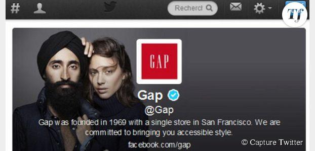 Gap défend avec brio son mannequin sikh victime d'attaques racistes