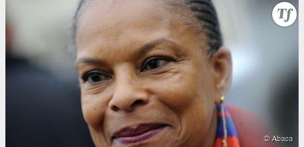 """Christiane Taubira : ses """"deux minutes réservées aux racistes"""" - vidéo"""