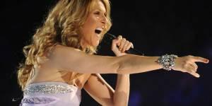 Céline Dion : un salaire XXL pour la chanteuse à Bercy