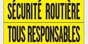 Sécurité routière : alcoolémie, vitesse, mortalité,  Matignon se réunit ce matin