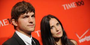 Ashton Kutcher & Demi Moore : le divorce est officiel pour le couple