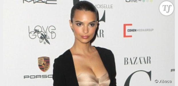 Emily Ratajkowski : qui est le top sexy de 'Blurred Lines' ?