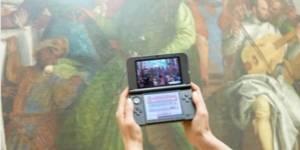Nintendo 3DS : une console pour visiter le Louvre