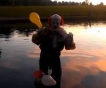 Northampton: une «épidémie» de clowns terrorise désormais les habitants - en vidéo