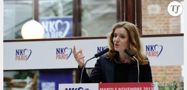 Municipales 2014 à Paris : NKM soumet son affiche de campagne au vote des internautes