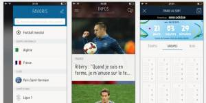 FIFA : une application sur iOS (iPhone / iPad) et Android