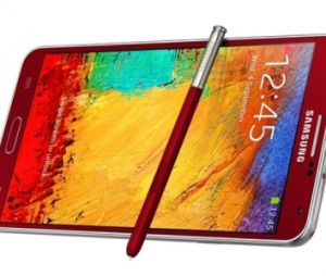 Samsung Galaxy Note 3 : de nouvelles couleurs rouge et or pour le terminal sud-coréen