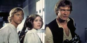 Star Wars 7 : le blaster original de Han Solo vendu aux enchères