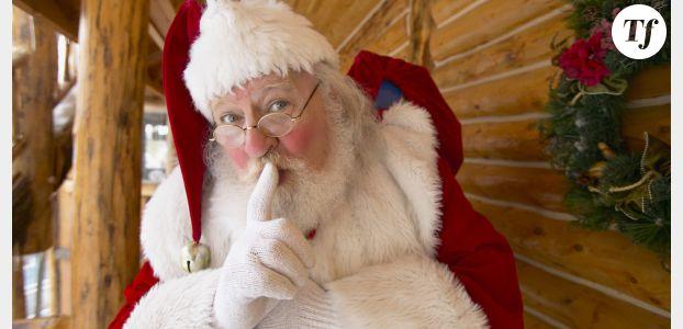 Père Noël : les bourdes à éviter pour ne pas le griller