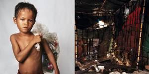 Where children sleep : 15 photos des lieux où dorment les enfants à travers le monde