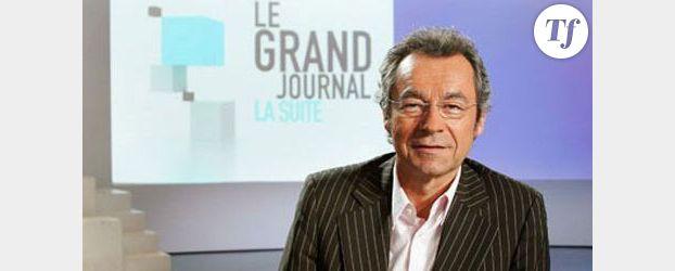 Cannes : Jean Dujardin et Kad Merad invités du « Grand Journal » ce soir