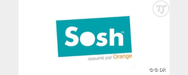 Sosh : après B&You bientôt la 4G pour le forfait low-cost d'Orange