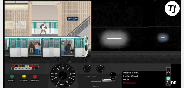 Devenez conducteur de métro depuis votre bureau