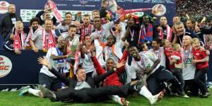 Football : après la Coupe de France, Lille, bien partie pour le doublé