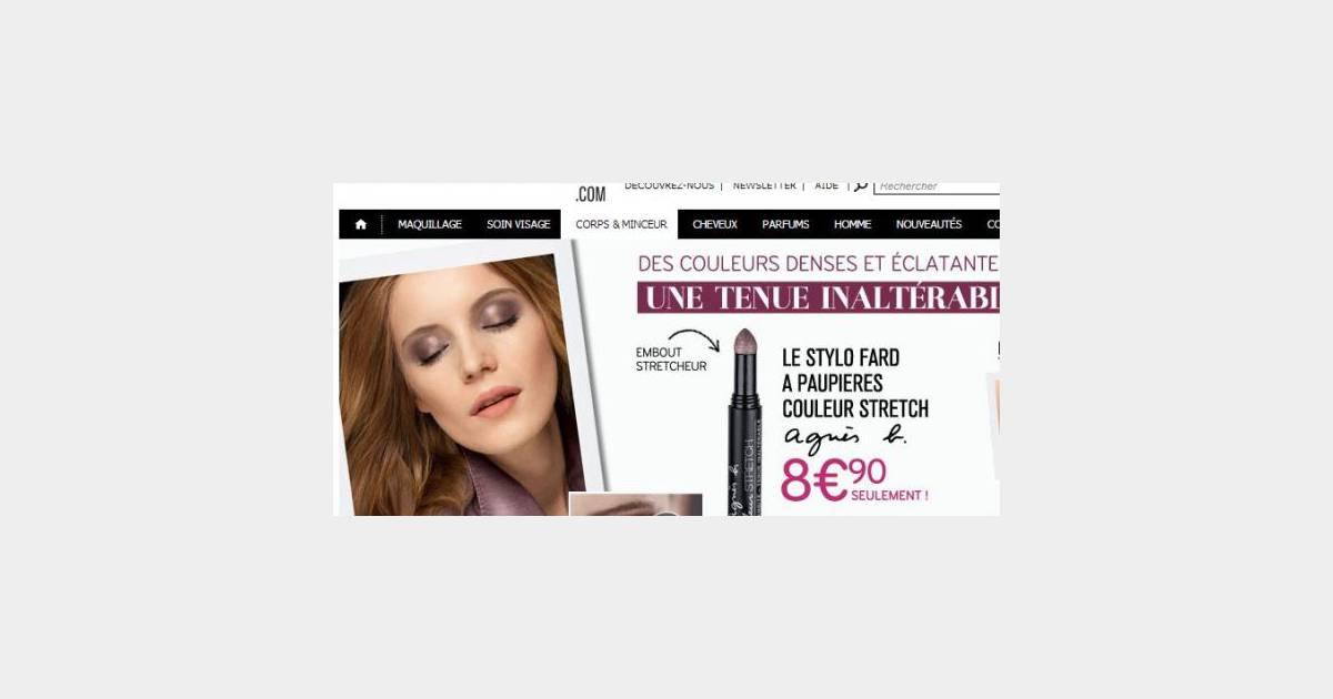 Catalogue maquillage par correspondance for Catalogue de jardinage par correspondance