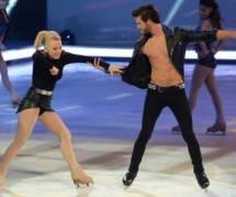 Ice show : Florent Torres, le Robin des bois met le feu à la glace