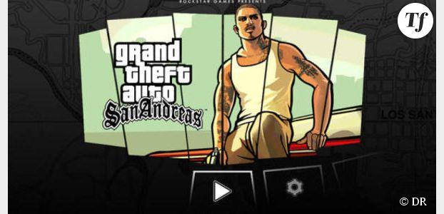 GTA San Andreas : l'application disponible sur iPhone et iPad