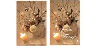 Comment fabriquer un arbre de Noël qui change du sapin traditionnel ? – DIY