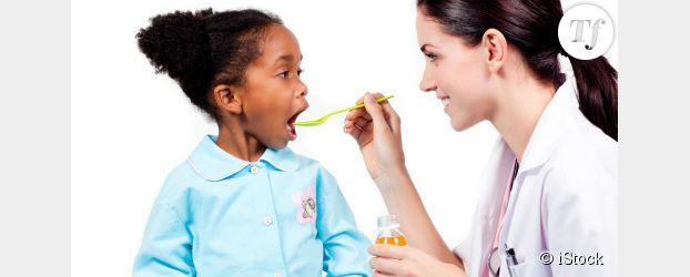 Médicaments dangereux : attention au mauvais dosage des sirops