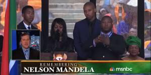 Mandela: qu'a vraiment dit le faux interprète en langue des signes lors de l'hommage ? - en vidéo