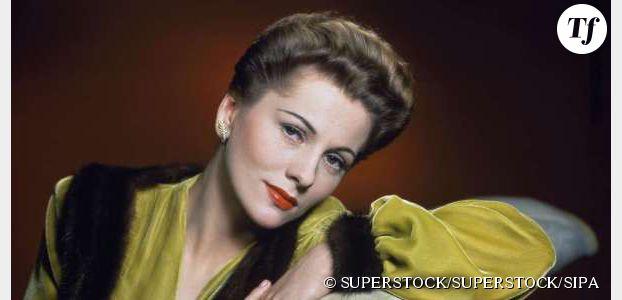 """Joan Fontaine, l'héroïne des """"Soupçons"""" d'Hitchcock est morte"""