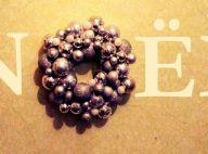 No l 2013 comment fabriquer une couronne fantaisiste - Comment fabriquer une boule de noel ...