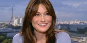 Grossesse Carla Bruni-Sarkozy : c'est officiel , la Première Dame est enceinte !