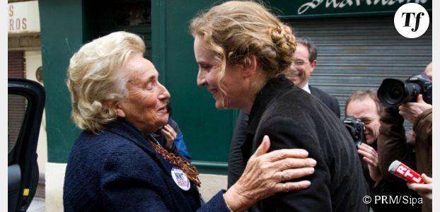Municipales à Paris : Bernadette Chirac soutient les Tibéri devant NKM