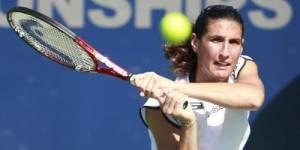 Virginie Razzano : malgré le décès de son fiancé, elle jouera à Roland-Garros