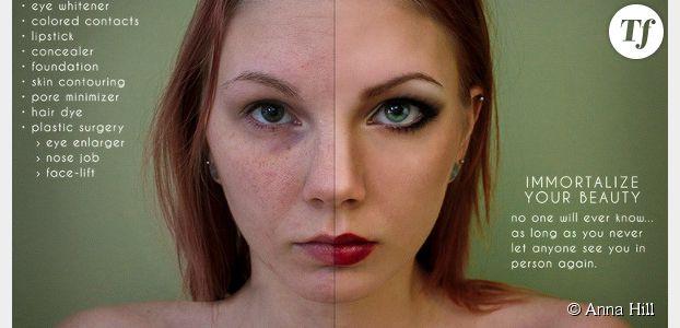 Photoshop : la dictature de la femme parfaite démontée - photos