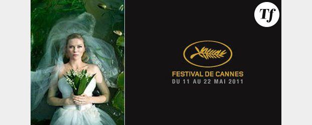 « Melancholia » de Lars Von Trier : Dunst, Gainsbourg et Sutherland à Cannes