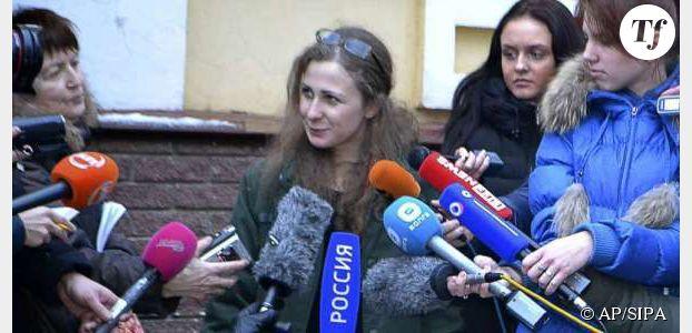 """Pussy Riot : la libération de Maria Alekhina, """"une opération de com'"""" de Poutine avant les JO ?"""