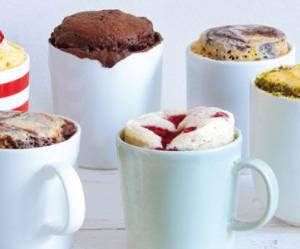 Mug Cake de Noël : notre sélection de recettes pour un dessert de fête en 5 min chrono