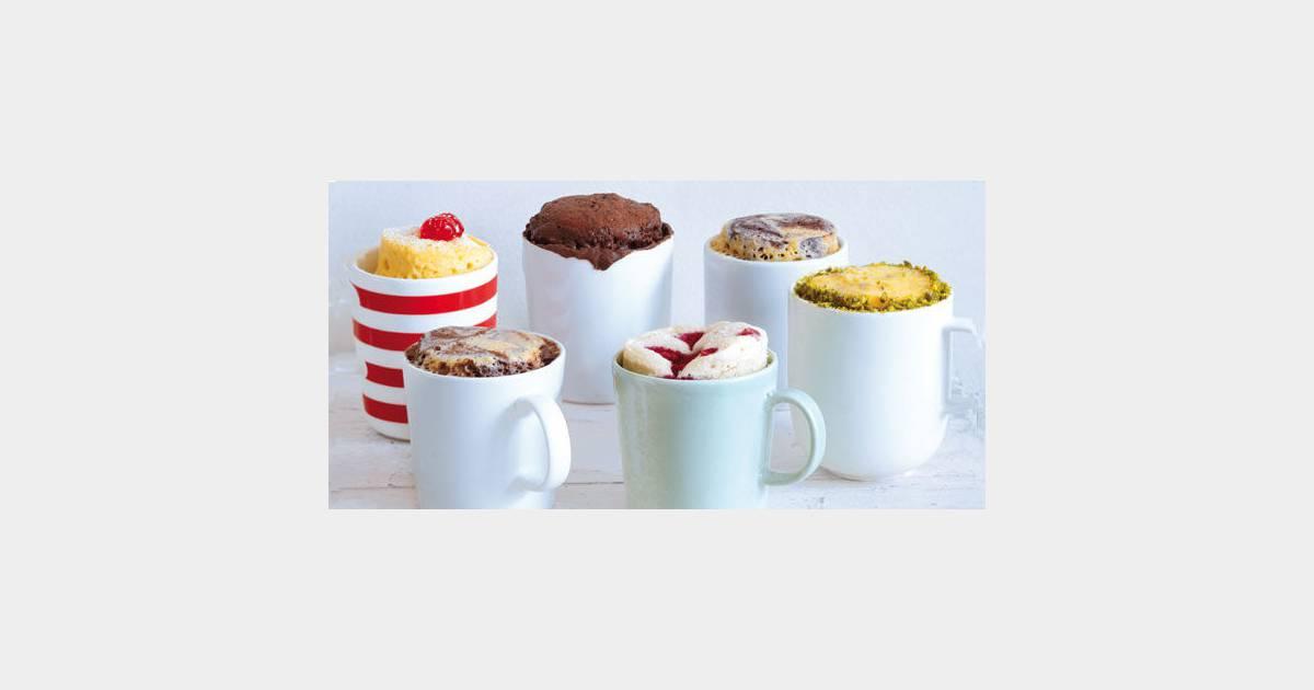 mug cake de no 235 l notre s 233 lection de recettes pour un dessert de f 234 te en 5 min chrono