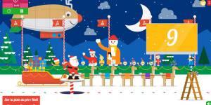 Noël 2013 : Suivez le trajet du Père Noël en direct sur Google Maps