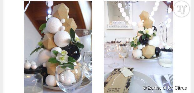 Repas de fêtes : comment fabriquer un centre de table fleuri – DIY
