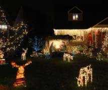 Les illuminations de Noël dangereuses pour la santé ?
