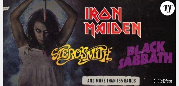 Hellfest 2014 : le programme complet de tous les concerts (Deep Purple, Iron Maiden…)