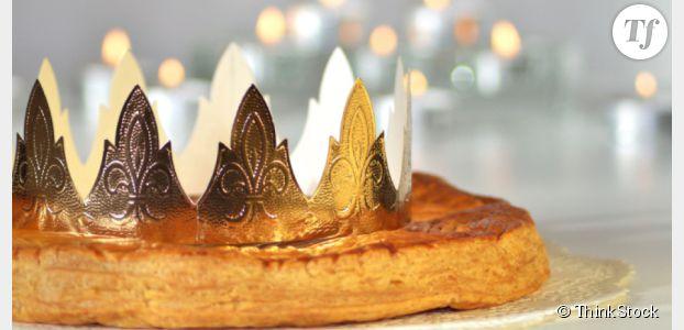 Epiphanie 2014 : recette de galette des rois au chocolat sans frangipane
