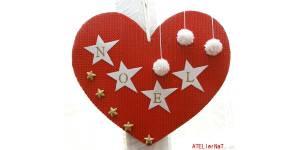 Comment fabriquer un cœur pour une décoration de fêtes ? – DIY