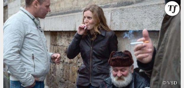 Municipales 2014 : NKM fume avec des SDF, la photo de trop ?