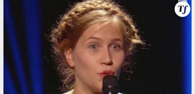 Nouvelle Star 2014 : Léopoldine, éliminée, se plaint de Sinclair – vidéo