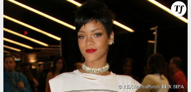 Chris Brown insulte Rihanna après qu'elle ait brûlé sa lettre
