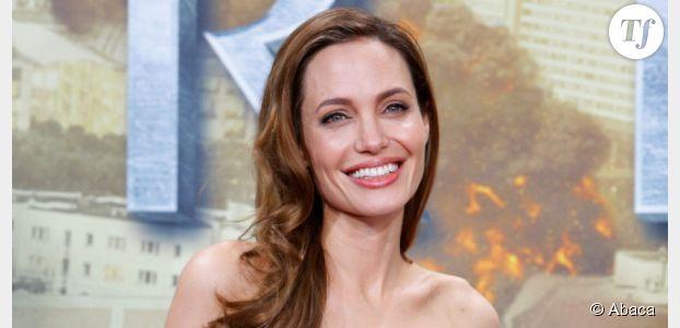 Angelina Jolie bientôt dans le rôle de Nigella Lawson au cinéma ?