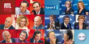 RTL vs. Europe 1 : les radios concurrentes s'affrontent autour d'une publicité